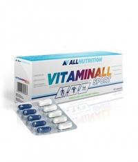 ALLNUTRITION Vitaminall Sport / 60 Caps
