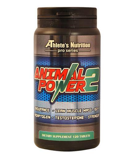 ATHLETE'S NUTRITION Animal Power 2 / 120 Tabs