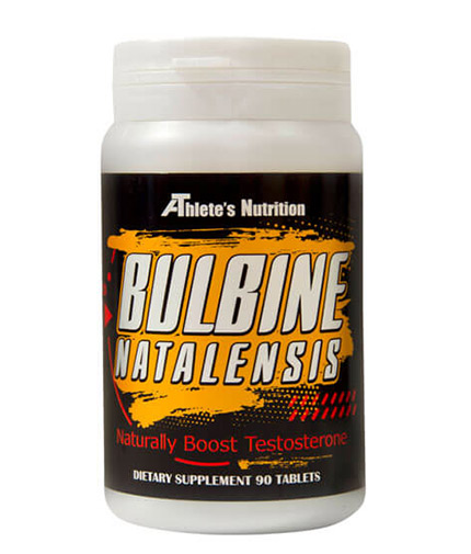 ATHLETE'S NUTRITION Bulbine Natalensis / 90 Tabs