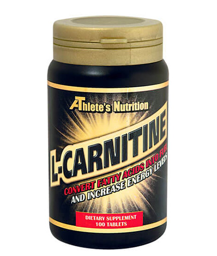 ATHLETE'S NUTRITION L-Carnitine / 100 Tabs
