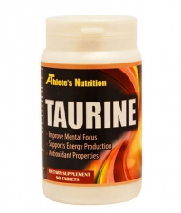 ATHLETE'S NUTRITION Taurine / 90 Tabs