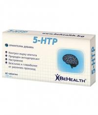 BEHEALTH 5-HTP 100 mg / 60 Tabs