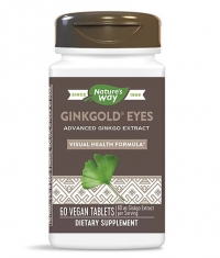 NATURES WAY Ginkgold® Eyes / 60 Tabs