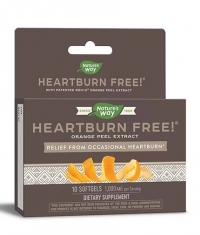 NATURES WAY Heartburn Free! ® 1000 mg / 10 Softgels