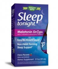 NATURES WAY Sleep Tonight ™ / Melatonin, L-theanine and Herbs / 59 ml