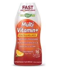 NATURES WAY Multivitamin + / 480 ml