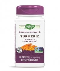 NATURES WAY Turmeric 500 mg / 60 Tabs