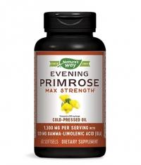 NATURES WAY Evening Primrose Oil MAX Strength 1300 mg / 60 Softgels