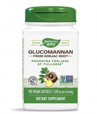 NATURES WAY Glucomannan from Konjac Root 665 mg / 100 Caps