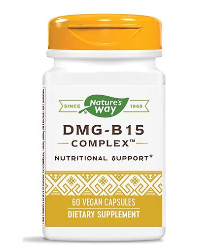 NATURES WAY DMG-B15 Complex / 60 Caps
