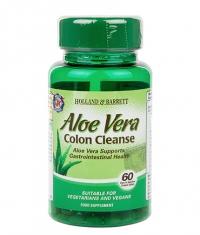 HOLLAND AND BARRETT Aloe Vera Colon Cleanse 330 mg / 60 Tabs
