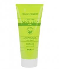 HOLLAND AND BARRETT Aloe Vera Gel / Certified / 200 ml