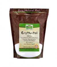 NOW Erythritol Powder