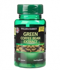 HOLLAND AND BARRETT Green Coffee Bean Extract 400 mg / Svetol / 42 Caps
