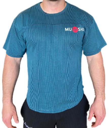 MUSASHI T-Shirt / Light Blue