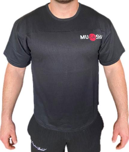 MUSASHI T-Shirt / Black