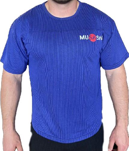 MUSASHI T-Shirt / Blue