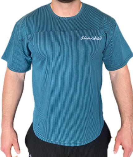 STEFAN BOTEV T-Shirt / Light Blue