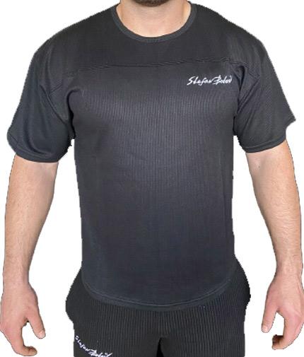 STEFAN BOTEV T-Shirt / Black