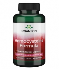 SWANSON Homocysteine Formula / 120 Caps