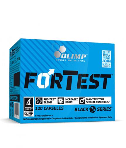 OLIMP Fortest / 120 Caps