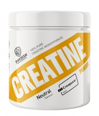 SWEDISH SUPPLEMENTS Creatine Creapure Powder