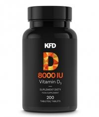 KFD Vitamin D3 8000 / 200 Tabs