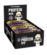 FITROO by Khabib Non-glazed bar Protein Box / 20 x 50 g