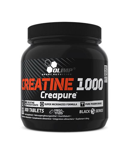 OLIMP Creatine 1000 Creapure / 300 Tabs