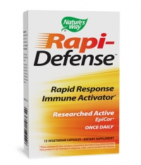 NATURES WAY Rapid Response Immune Activator / 15 Vcaps