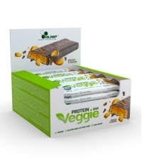OLIMP Veggie Protein Bar Box / 24 x 50 g
