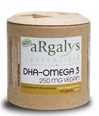 ARGALYS ESSENTIELS DHA - Omega 3 / 60 Caps