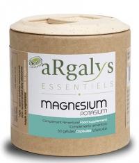 ARGALYS ESSENTIELS Magnesium + Potassium / 60 Caps