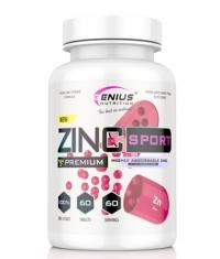 GENIUS NUTRITION ZINC SPORT / 60 Tabs