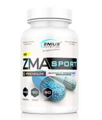 GENIUS NUTRITION ZMA SPORT / 90 Caps