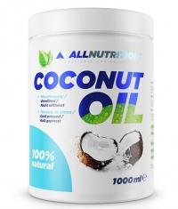ALLNUTRITION Coconut Oil Unrefined / 1000 ml