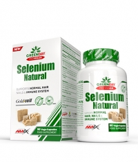 AMIX GreenDay® ProVEGAN Selenium Natural / 90 Vcaps