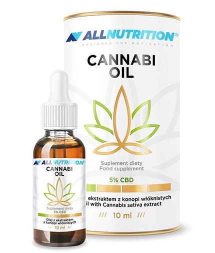 ALLNUTRITION Cannabi Oil 5% / 10 ml