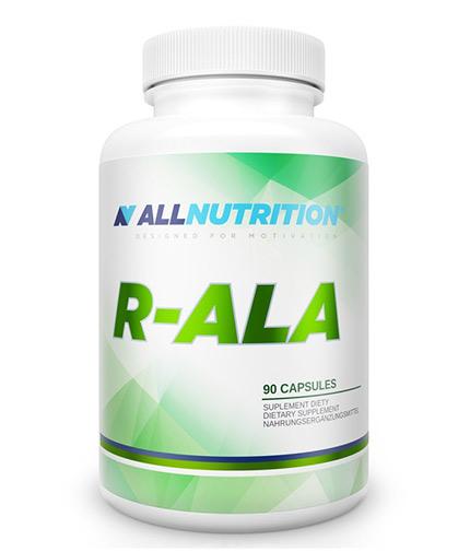 ALLNUTRITION R-ALA - Alpha Lipoic Acid / 90 Caps
