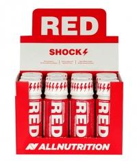 ALLNUTRITION Red Shock Box / 12 x 80 ml