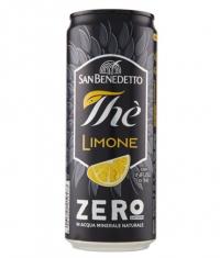 SAN BENEDETTO Ice Tea ZERO Sugar Can / 330 ml