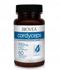 BIOVEA Cordyceps 450 mg / 60 Caps