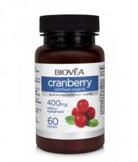 BIOVEA Cranberry Organic / 60 Caps