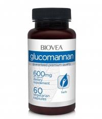 BIOVEA Glucomannan 600 mg / 60 Caps