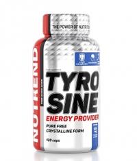 NUTREND Tyrosine 120 Caps.