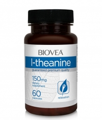 BIOVEA L-Theanine 150 mg / 60 Caps