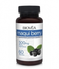 BIOVEA Maqui Berry 500 mg / 60 Caps