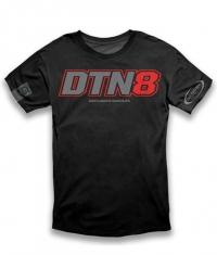 GASPARI T-Shirt DTN8 / Black
