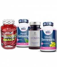 PROMO STACK Sexual health female Stack 1