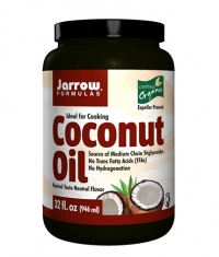 Jarrow Formulas Coconut Oil / 946 ml